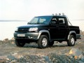 UAZ 23632 Pickup 23632 Pickup 23632-130 full technical specifications and fuel consumption