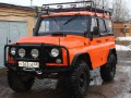 UAZ 3151 3151 2.45 (90 Hp) full technical specifications and fuel consumption