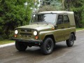 Technical specifications of the car and fuel economy of UAZ 315108 Hunter