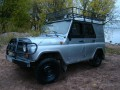 UAZ 31512 315122 2.45 (74 Hp) full technical specifications and fuel consumption