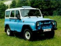 UAZ 31514 31514 2.45 (76 Hp) full technical specifications and fuel consumption