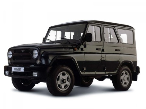 Technical specifications and characteristics for【UAZ 315195 Hunter】