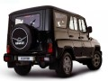 UAZ 315195 Hunter 315195 Hunter 2.4 D (86 Hp) full technical specifications and fuel consumption