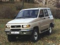 Technical specifications of the car and fuel economy of UAZ 3160
