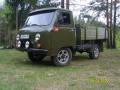 UAZ 452 452 2206 full technical specifications and fuel consumption