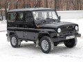 Technical specifications of the car and fuel economy of UAZ 469