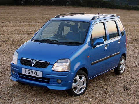 Technical specifications and characteristics for【Vauxhall Agila】
