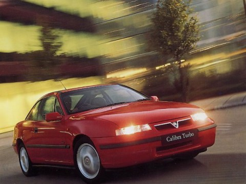 Technical specifications and characteristics for【Vauxhall Calibra】