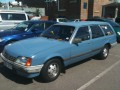 Vauxhall Carlton Mk Carlton Mk II Estate 2.0 S (100 Hp) full technical specifications and fuel consumption