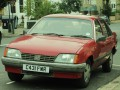Vauxhall Carlton Mk Carlton Mk II 2.2 i (115 Hp) full technical specifications and fuel consumption