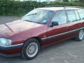 Vauxhall Carlton Mk Carlton Mk III Estate 2.3 TD Interc. (100 Hp) full technical specifications and fuel consumption