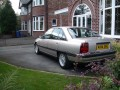 Vauxhall Carlton Mk Carlton Mk III 2.3 D (73 Hp) full technical specifications and fuel consumption