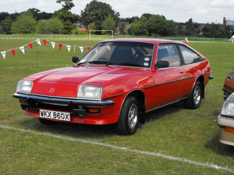 Technical specifications and characteristics for【Vauxhall Cavalier CC】