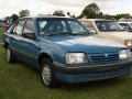 Vauxhall Cavalier Cavalier Mk II CC 1.3 S (75 Hp) full technical specifications and fuel consumption
