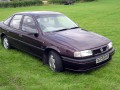 Vauxhall Cavalier Cavalier Mk III CC 2.0 i 4x4 (129 Hp) full technical specifications and fuel consumption
