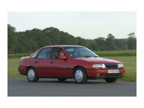 Technical specifications and characteristics for【Vauxhall Cavalier Mk III】