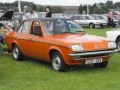 Technical specifications of the car and fuel economy of Vauxhall Chevette