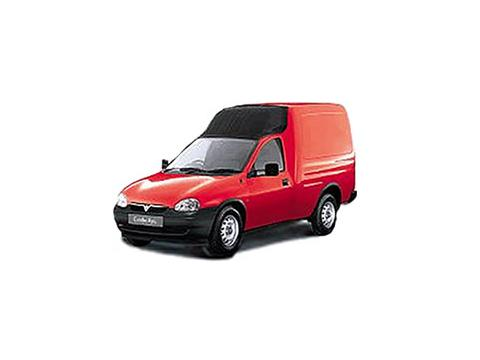 Technical specifications and characteristics for【Vauxhall Combo】