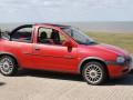 Vauxhall CorsaCorsa Convertible
