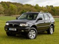 Vauxhall Frontera Frontera Mk II 2.2 DTI (116 Hp) full technical specifications and fuel consumption