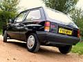 Vauxhall Nova Nova CC 1.4 i (60 Hp) full technical specifications and fuel consumption