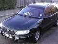 Vauxhall Omega Omega Estate 2.2 i (144 Hp) full technical specifications and fuel consumption