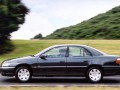 Vauxhall Omega Omega 2.0 DTI 16V (101 Hp) full technical specifications and fuel consumption