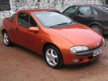 Vauxhall Tigra Tigra 1.4 16V (90 Hp) full technical specifications and fuel consumption