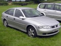 Vauxhall Vectra Vectra CC 2.0 Di 16V (82 Hp) full technical specifications and fuel consumption