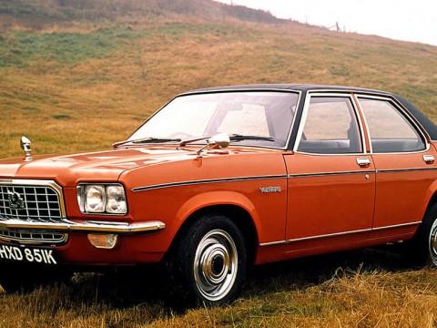 Vauxhall Ventora teknik özellikleri