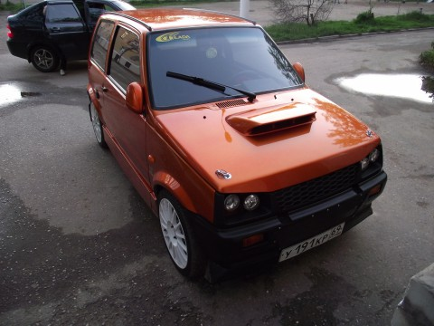 Technical specifications and characteristics for【VAZ (Lada) 1111 Ока】
