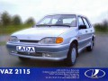 Technical specifications of the car and fuel economy of VAZ (Lada) 2115