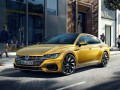 Technical specifications of the car and fuel economy of Volkswagen Arteon
