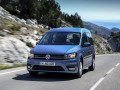Volkswagen Caddy Caddy IV 2.0d MT (110hp) full technical specifications and fuel consumption