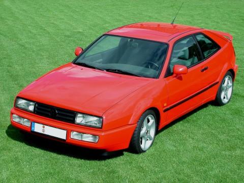 Caractéristiques techniques de Volkswagen Corrado (53I)