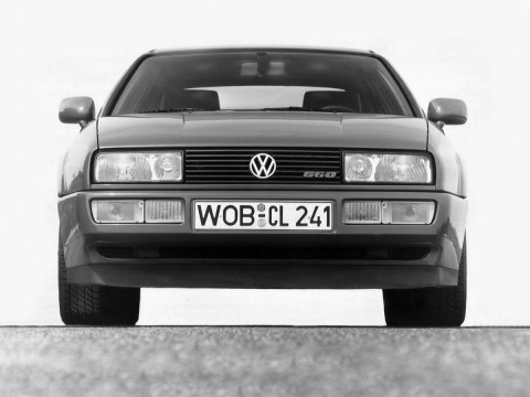 Technical specifications and characteristics for【Volkswagen Corrado (53I)】