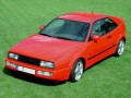 Technical specifications of the car and fuel economy of Volkswagen Corrado