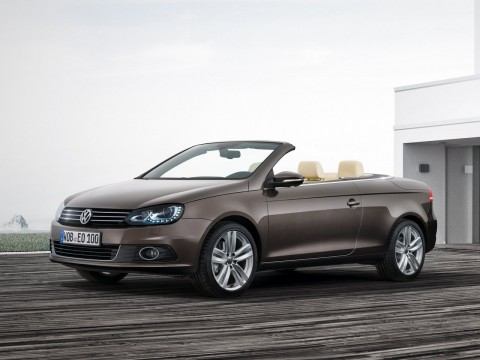 Technical specifications and characteristics for【Volkswagen Eos I Restyling】