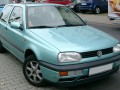 Volkswagen Golf Golf III (1HX) 1.9 TD,GTD (75 Hp) full technical specifications and fuel consumption