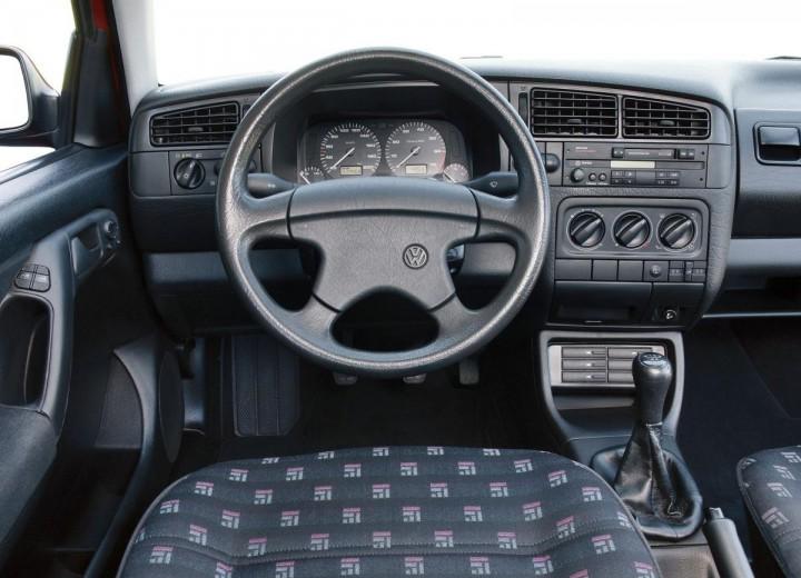 /> 05//98 110//Golf III//Cabrio TDI 1,9 paquete de inspección VW año 07//96