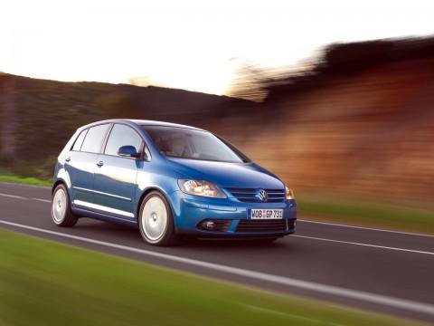 Технические характеристики о Volkswagen Golf V Plus