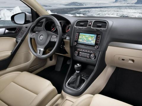 Технически характеристики за Volkswagen Golf VI