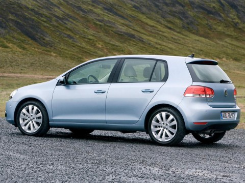 Технические характеристики о Volkswagen Golf VI