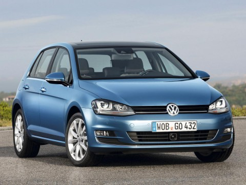 Technical specifications and characteristics for【Volkswagen Golf VII】