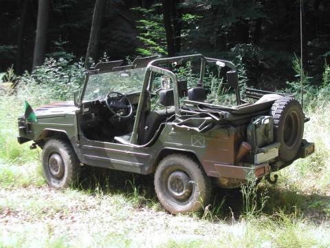 Specificații tehnice pentru Volkswagen Iltis (183)