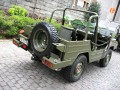 Technical specifications and characteristics for【Volkswagen Iltis (183)】