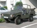 Technical specifications of the car and fuel economy of Volkswagen Iltis