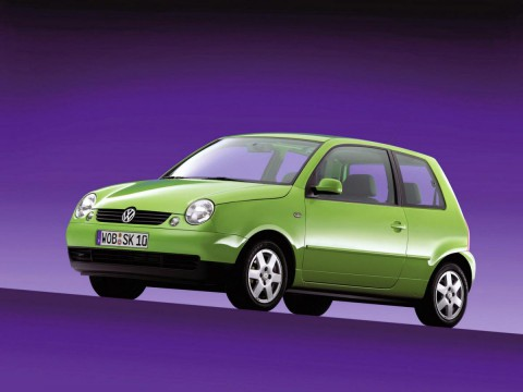 Technical specifications and characteristics for【Volkswagen Lupo (6X)】