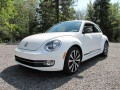 Technical specifications of the car and fuel economy of Volkswagen NEW Beetle