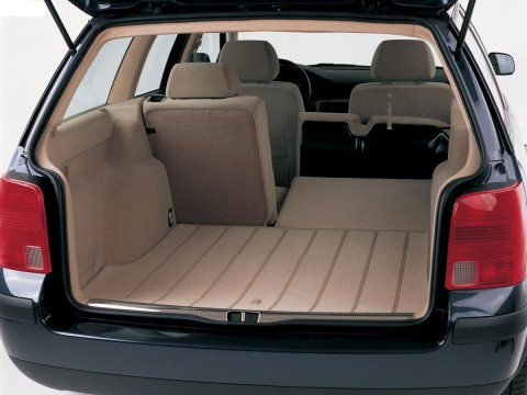 Τεχνικά χαρακτηριστικά για Volkswagen Passat Variant (B5)